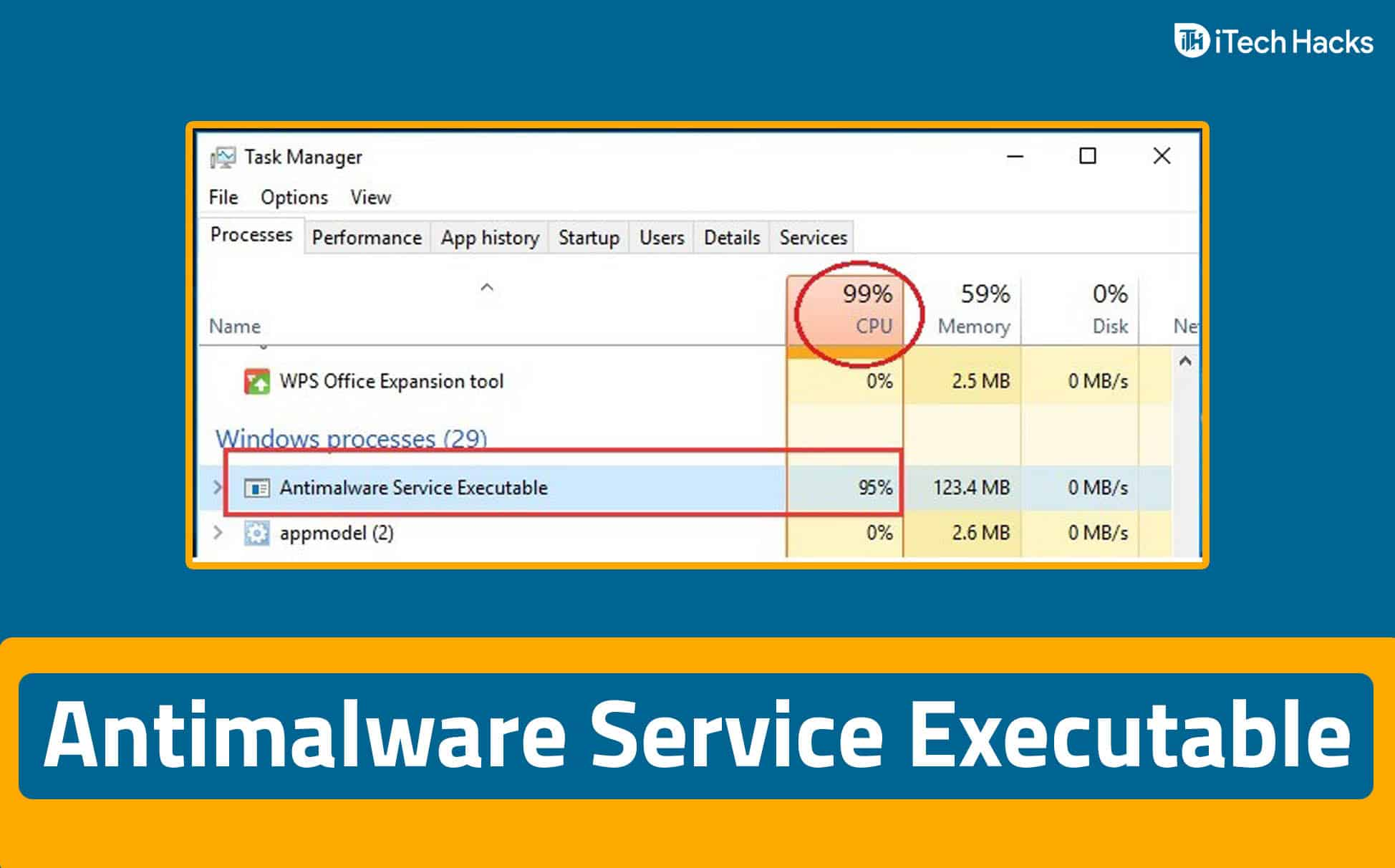 How to Deal with 'Antimalware Services Executable' Substantial CPU (3-Operating-Ways)