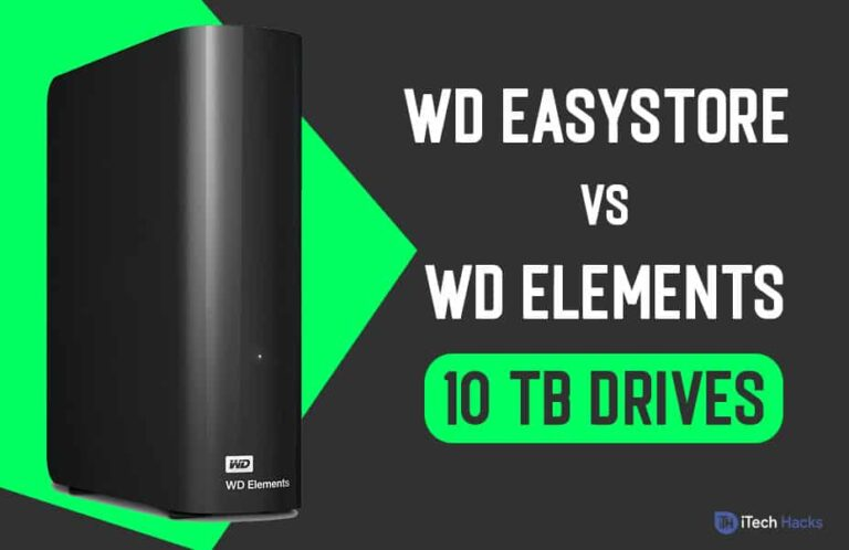WD Easystore and WD 10 TB External Generate Review [2021]