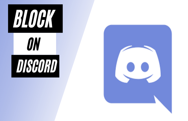 How To Block An individual On Discord