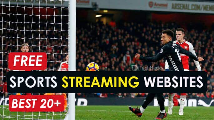 Top 22 Live Sports Streaming Websites of May 2021 (FREE)