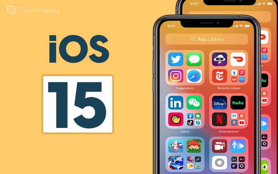 Release Date, iPhone Features, Supported Devices (July 2021)