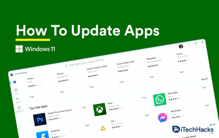 3 Easy Ways To Update Apps In Microsoft Windows 11