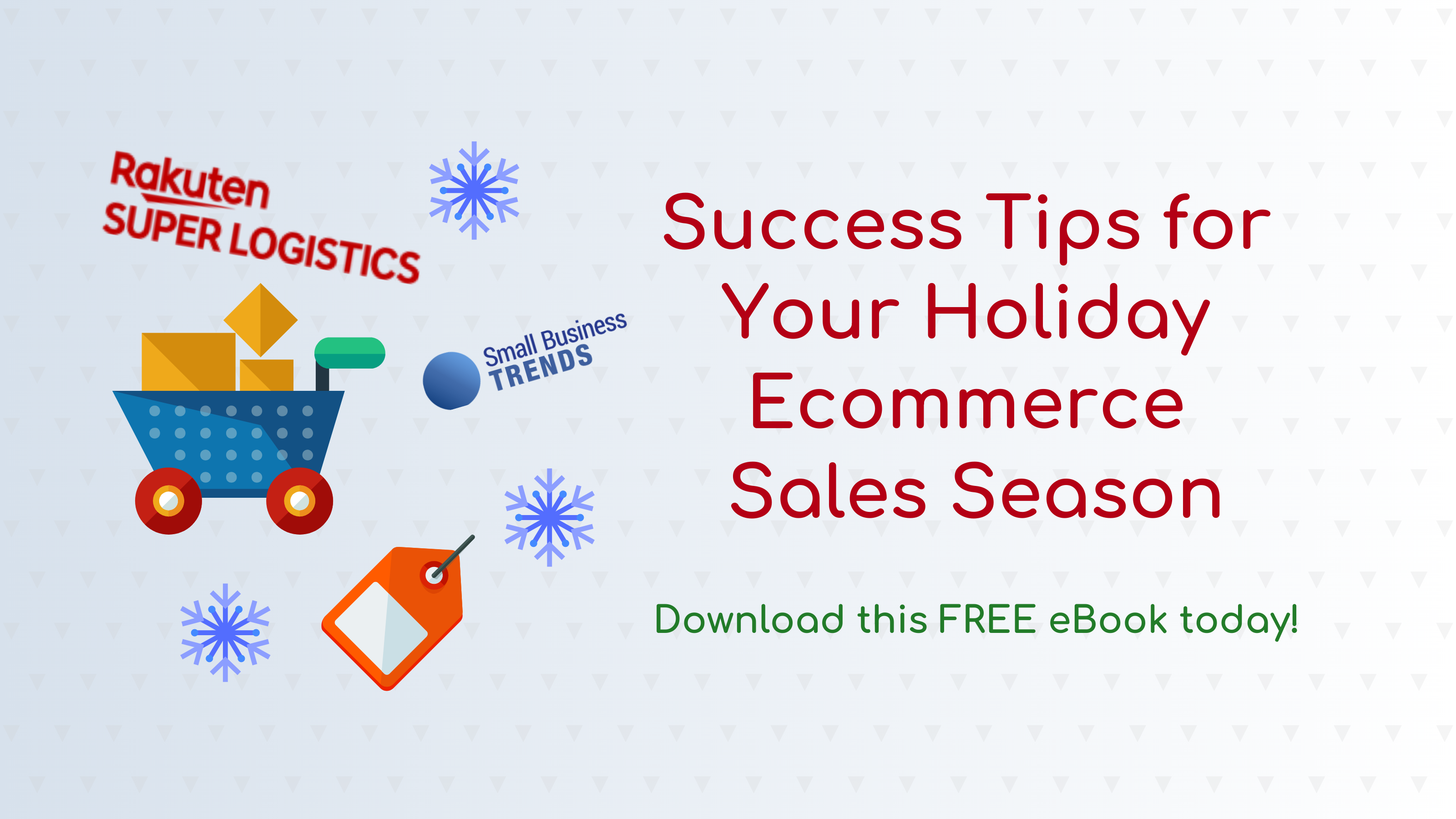 Boost Your Ecommerce Business Sales With This Holiday Tips Ebook
